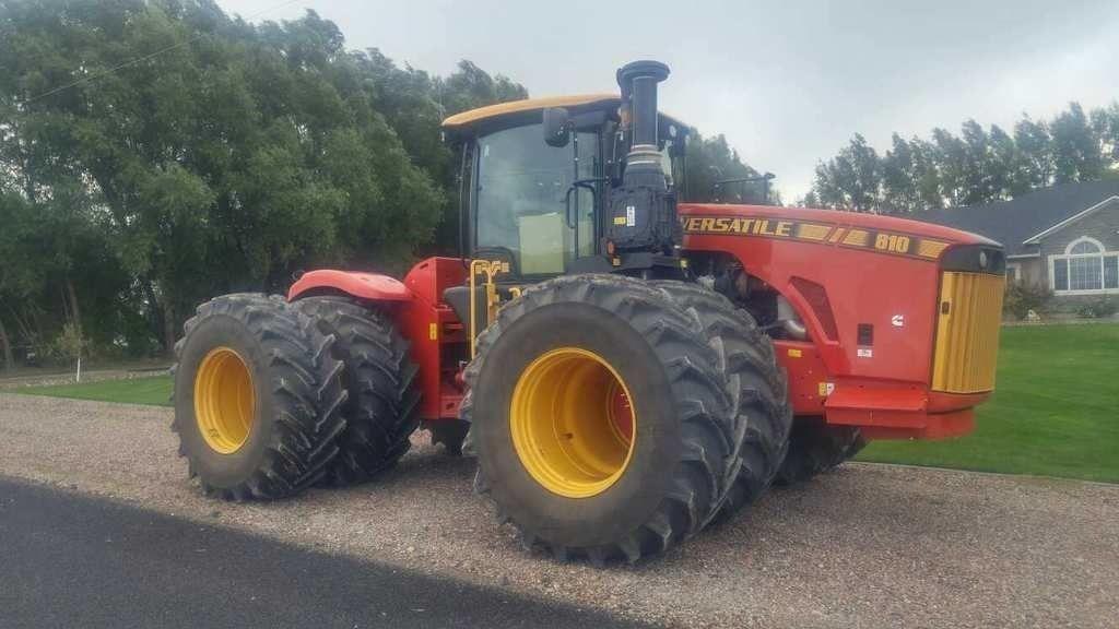 2018 Versatile 610 Tractor