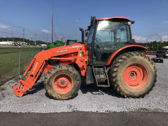 2015 Kubota M110GX Tractor