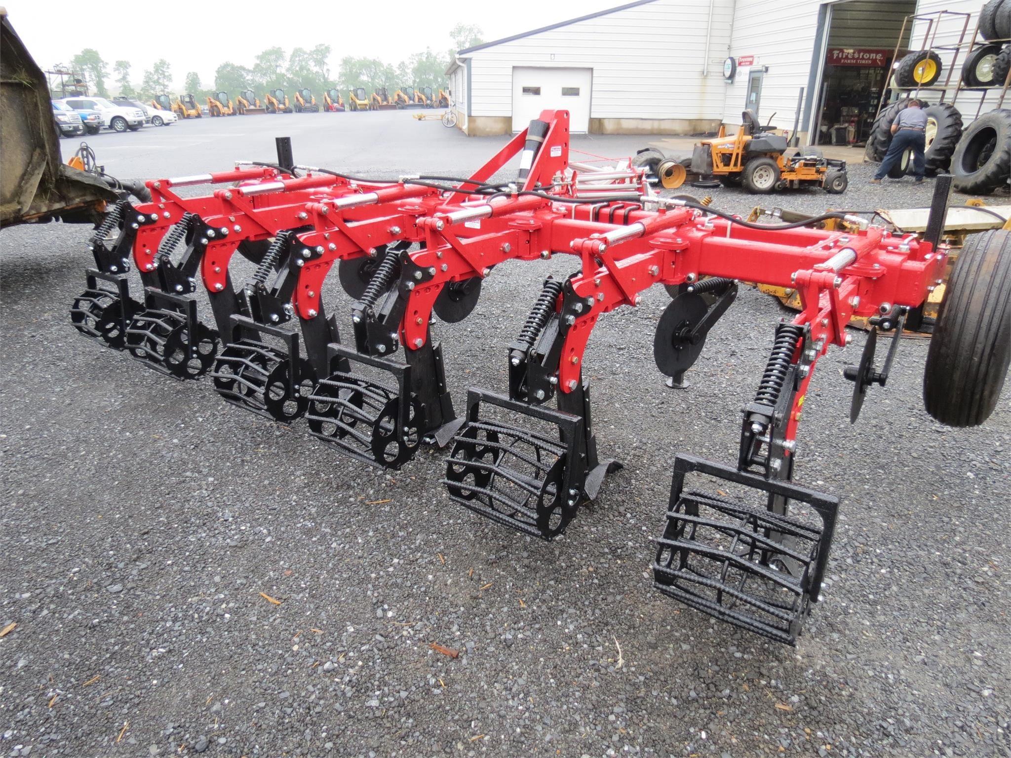 2020 JM SHIRK MFG 6515E In-Line Ripper
