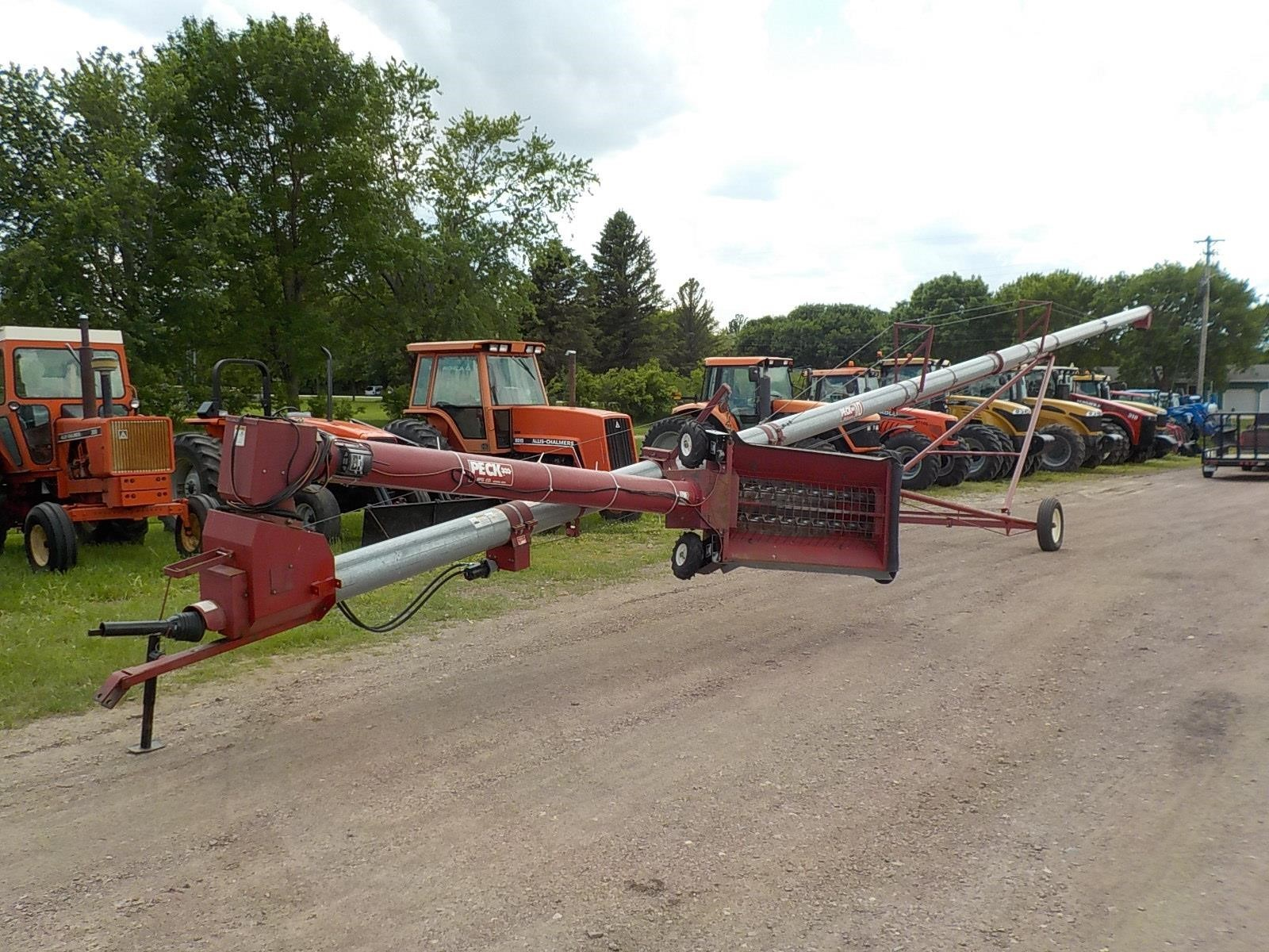 2013 Peck 10x76 Augers and Conveyor