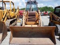 Case 580E Backhoe