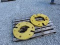 John Deere Wheel Weights Wheels / Tires / Track