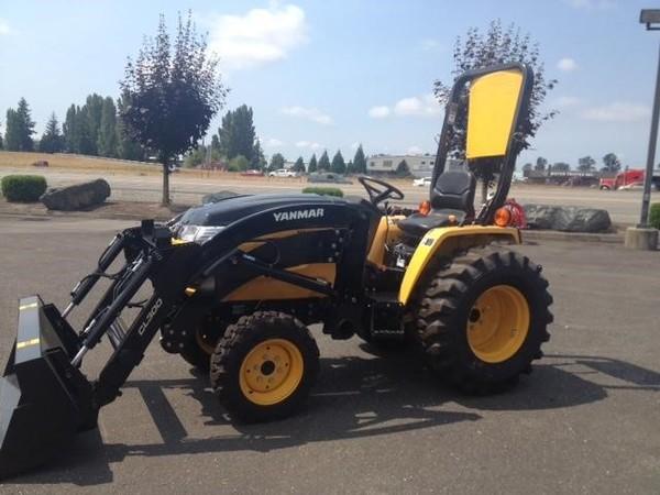 2015 Yanmar EX3200 Tractor