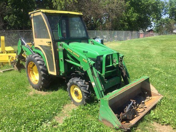 2003 John Deere 4310 Tractor