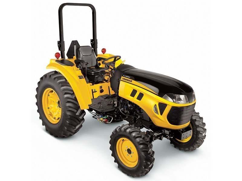 2015 Yanmar Lx4500 Tractor