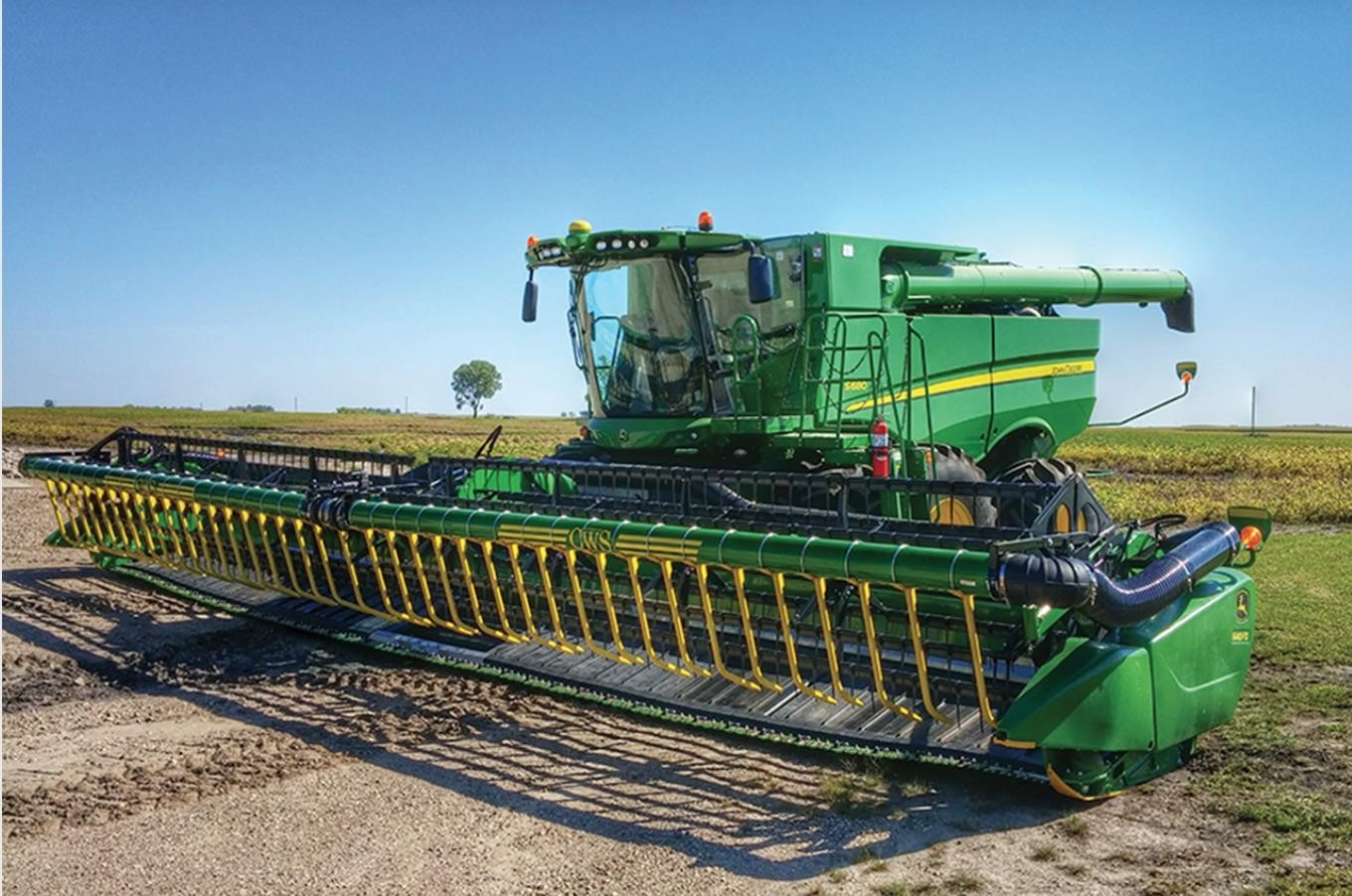 2021 Crary WIND SYSTEM Harvesting Attachment