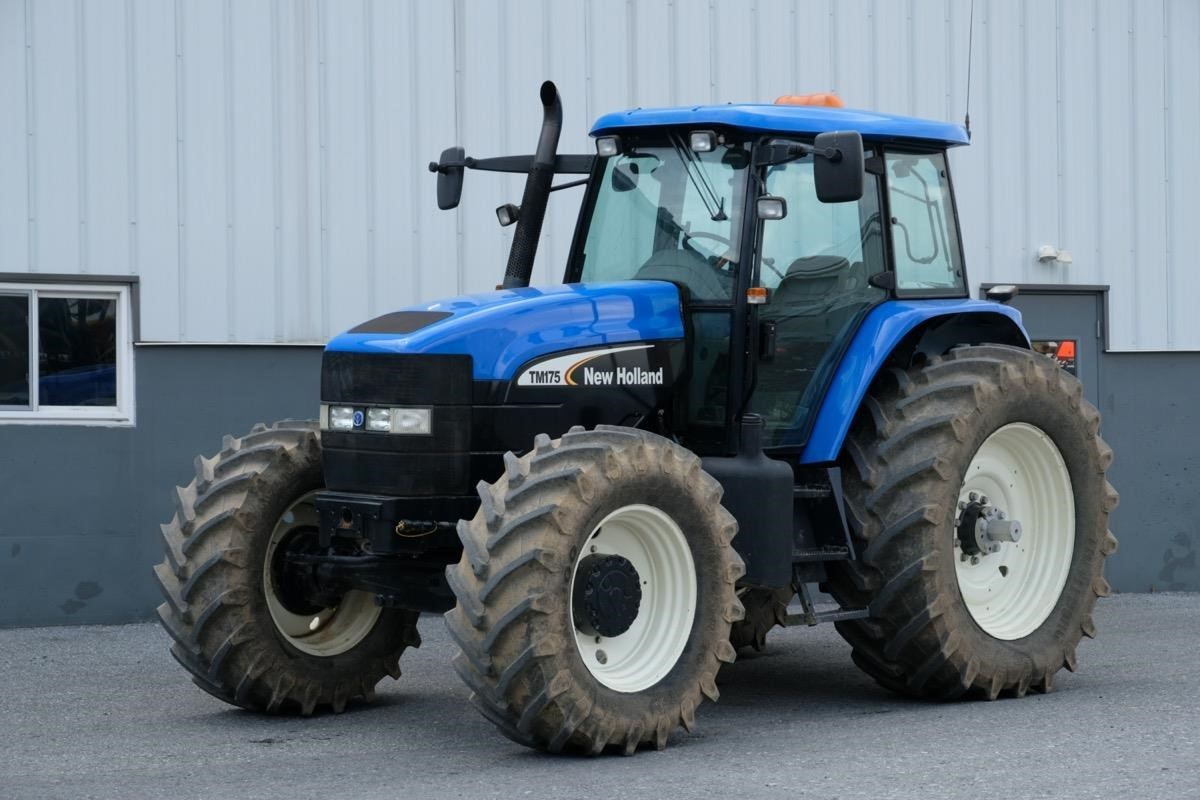 2003 New Holland TM175 Tractor