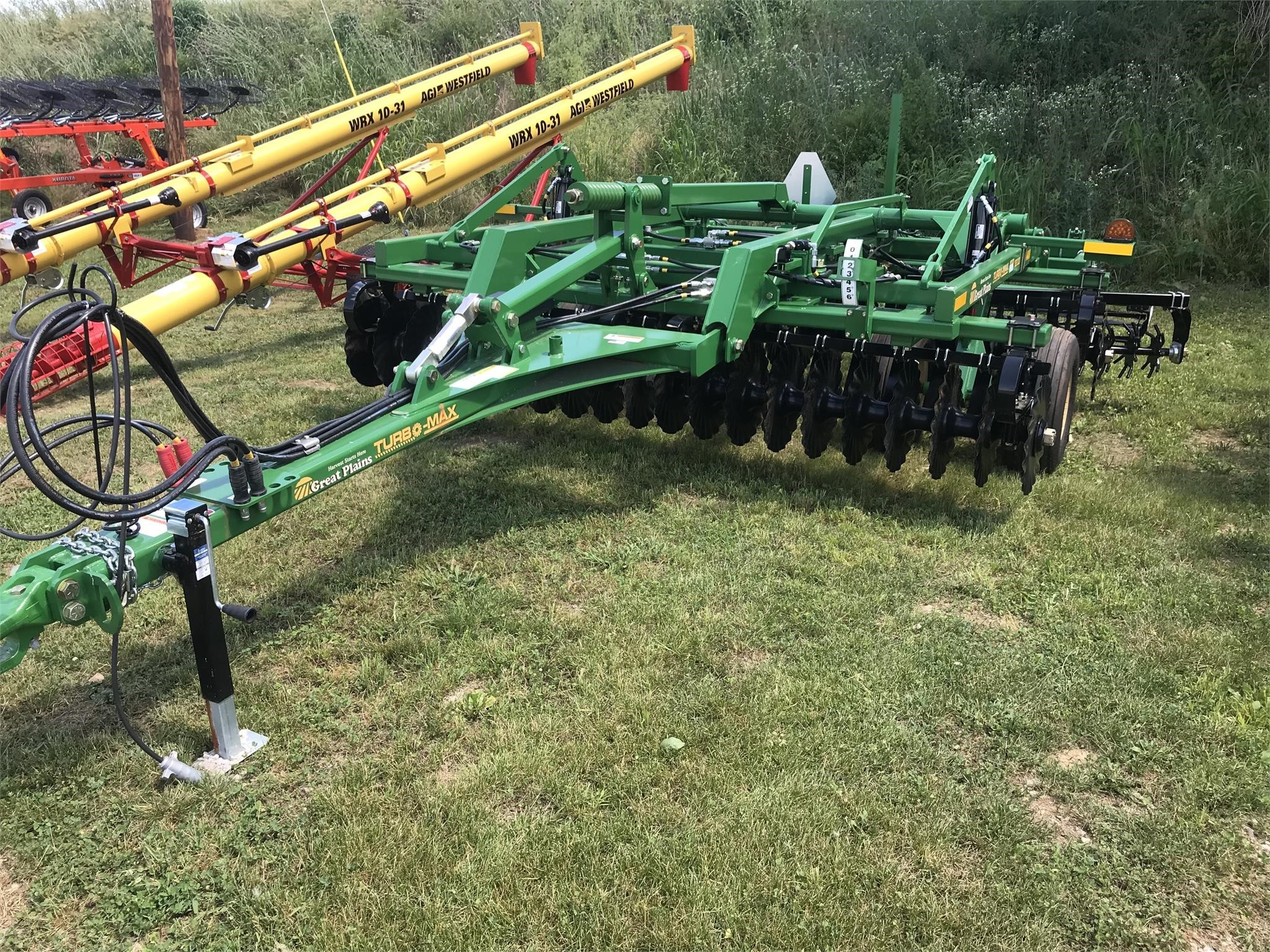 2020 Great Plains Turbo-Max 1200TM Vertical Tillage