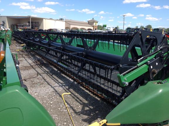 2015 John Deere 630FD Platform