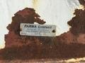 2005 Parma 20 Manure Spreader