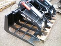 2012 Lowe G72A Loader and Skid Steer Attachment