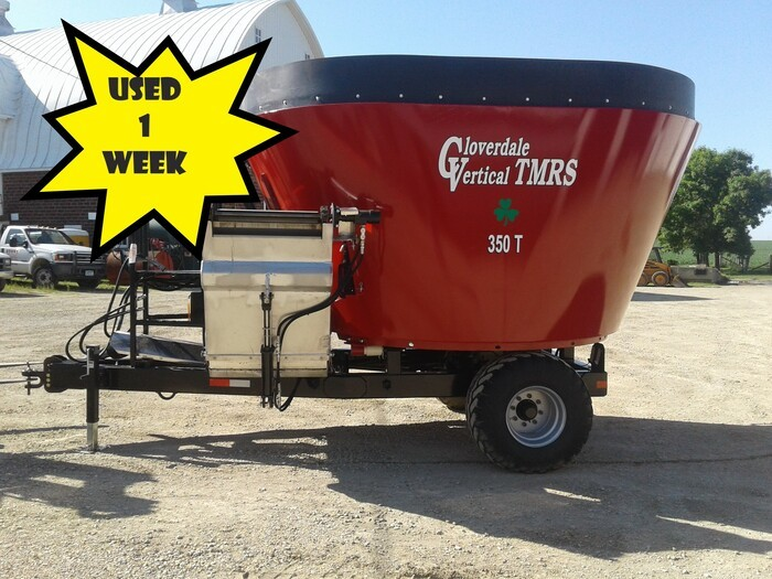 2020 Cloverdale 350T Grinders and Mixer