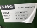 2019 LMC JDHBS-1 Hay Stacking Equipment