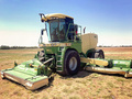 Krone Big M 420 Self-Propelled Windrowers and Swather