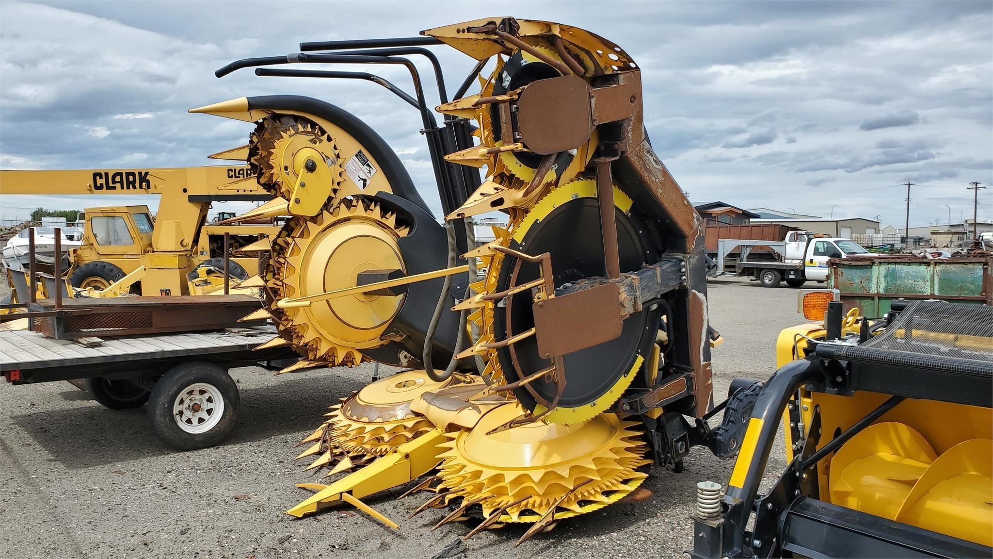 2015 New Holland 750BFI Forage Harvester Head