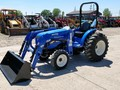 2013 New Holland Workmaster 35 Tractor