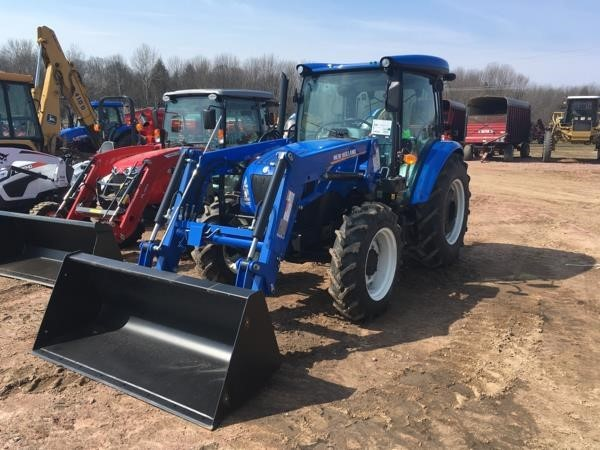 2020 New Holland Workmaster 75 Tractor