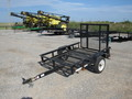 Carry-On 4x8 Flatbed Trailer