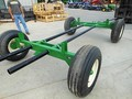 Horst 185 Bale Wagons and Trailer