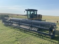 2015 Challenger WR9840 Self-Propelled Windrowers and Swather