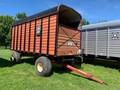 2001 Meyer 4118 Forage Wagon