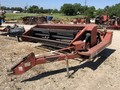 Hesston 1120 Pull-Type Windrowers and Swather