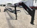 2020 T&B Welding G36 Bale Wagons and Trailer