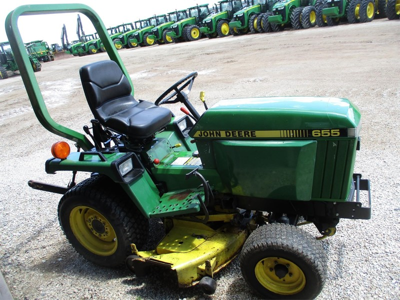 John Deere 655 Lawn And Garden For Sale Machinery Pete