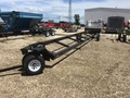 2008 MD Products MD38 Header Trailer