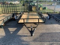 2020 Carry-On 6X12GW Flatbed Trailer