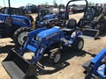 2020 New Holland WORKMASTER 25S Tractor