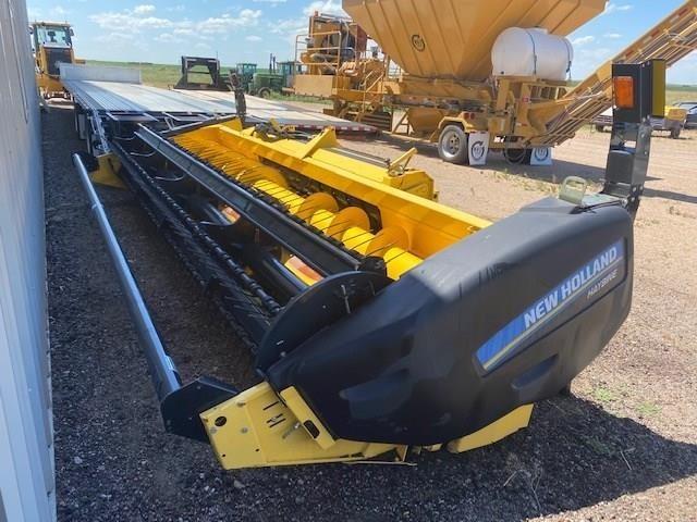 2015 New Holland HAYBINE 18HS Forage Harvester Head