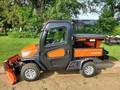 2017 Kubota RTV-X1100C ATVs and Utility Vehicle