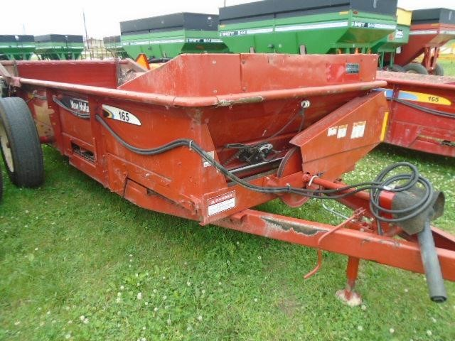 2007 New Holland 165 Manure Spreader