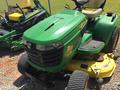 2013 John Deere X710 Lawn and Garden
