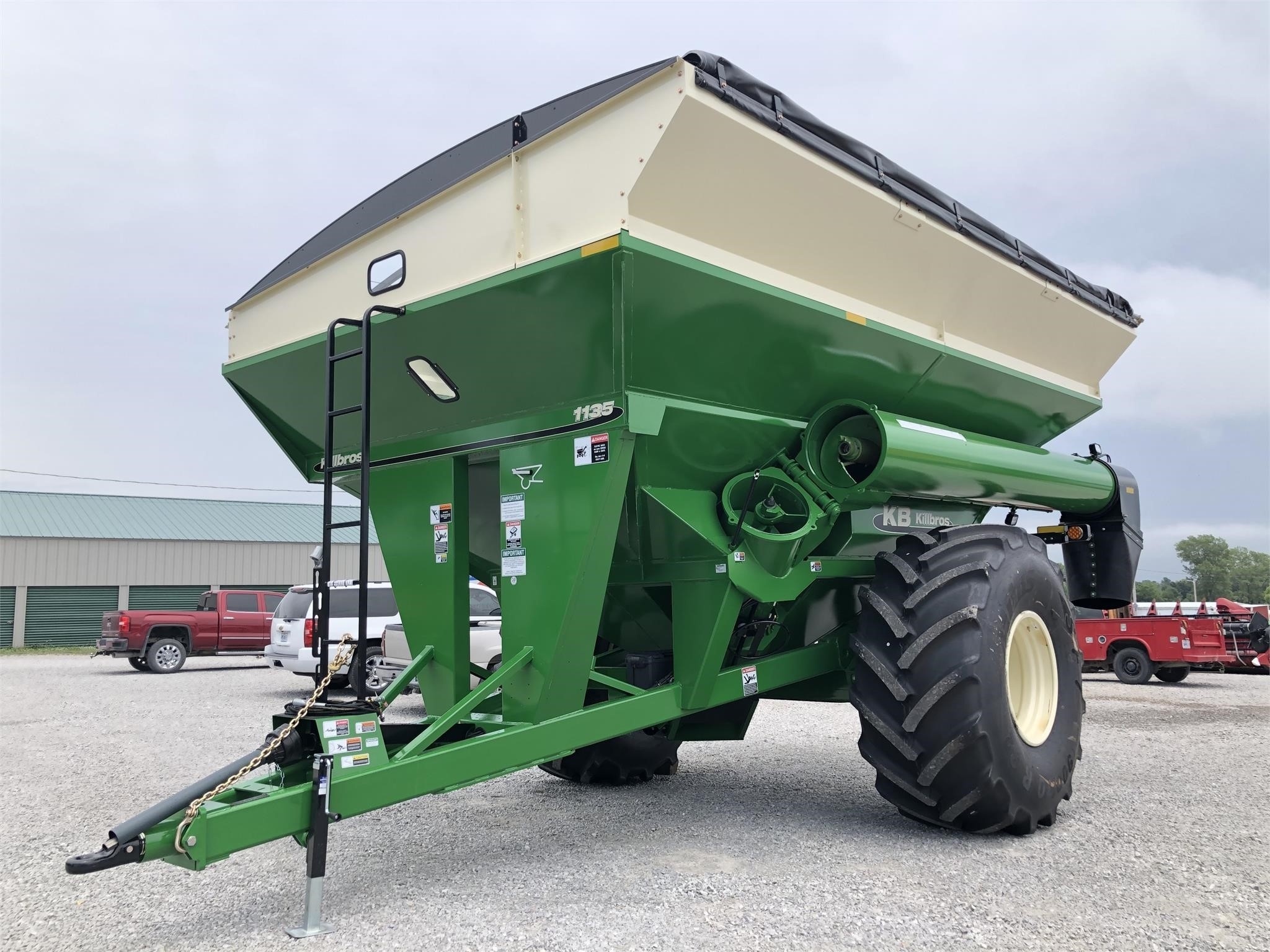 2020 Killbros 1135 Grain Cart