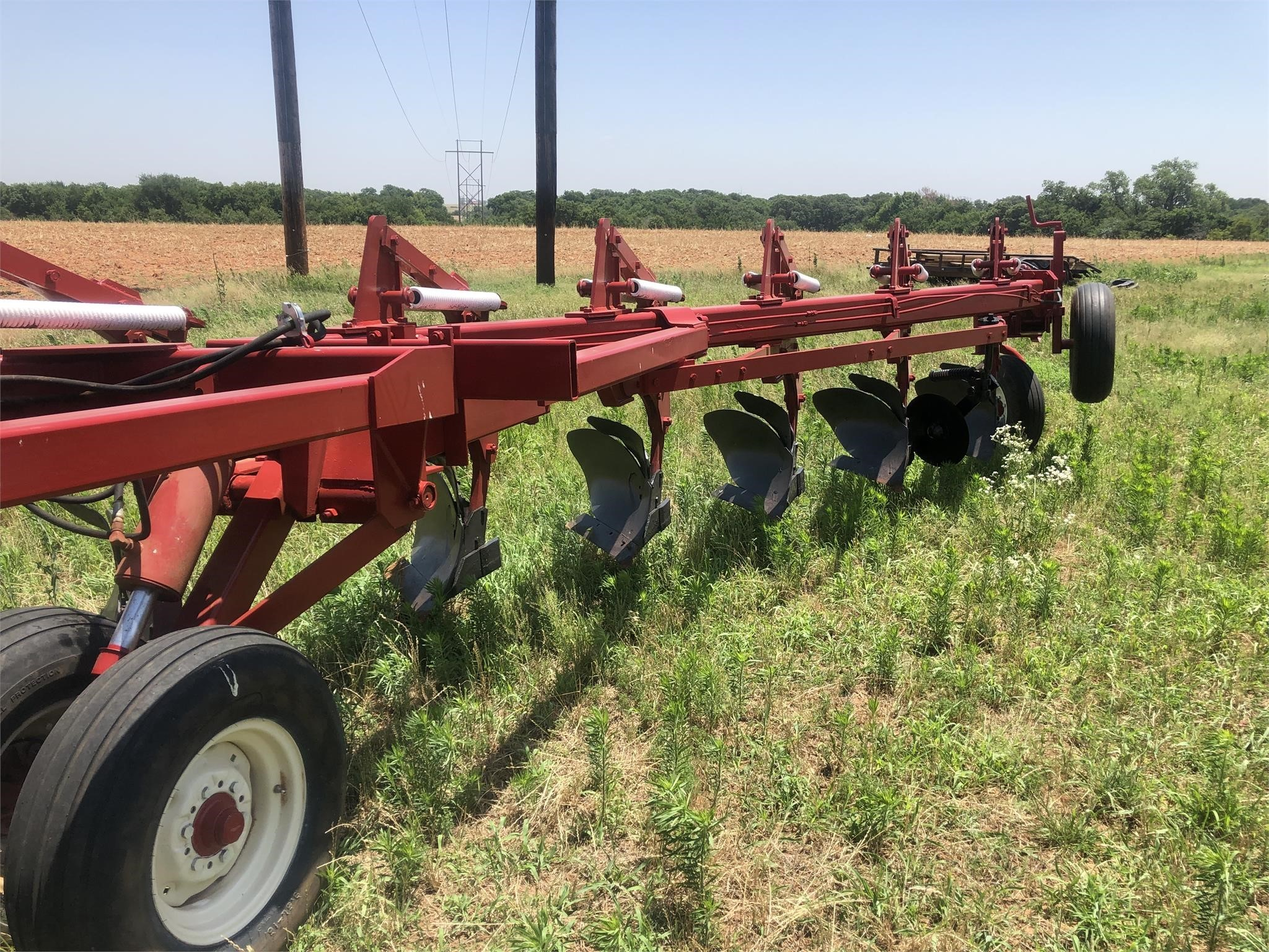 Wil-Rich 1234 Plow