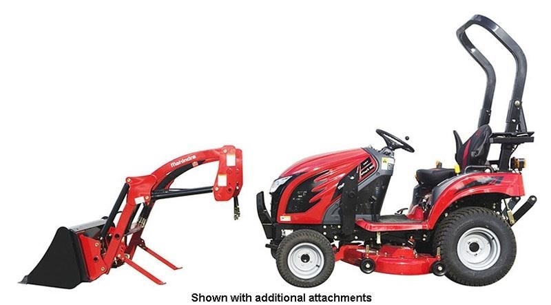 2020 Mahindra EMAX 20S HST Tractor