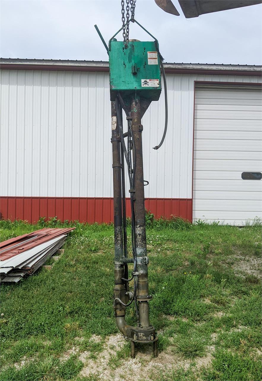 2010 Houle 8 Manure Pump