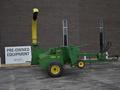 1991 John Deere 3950 Pull-Type Forage Harvester