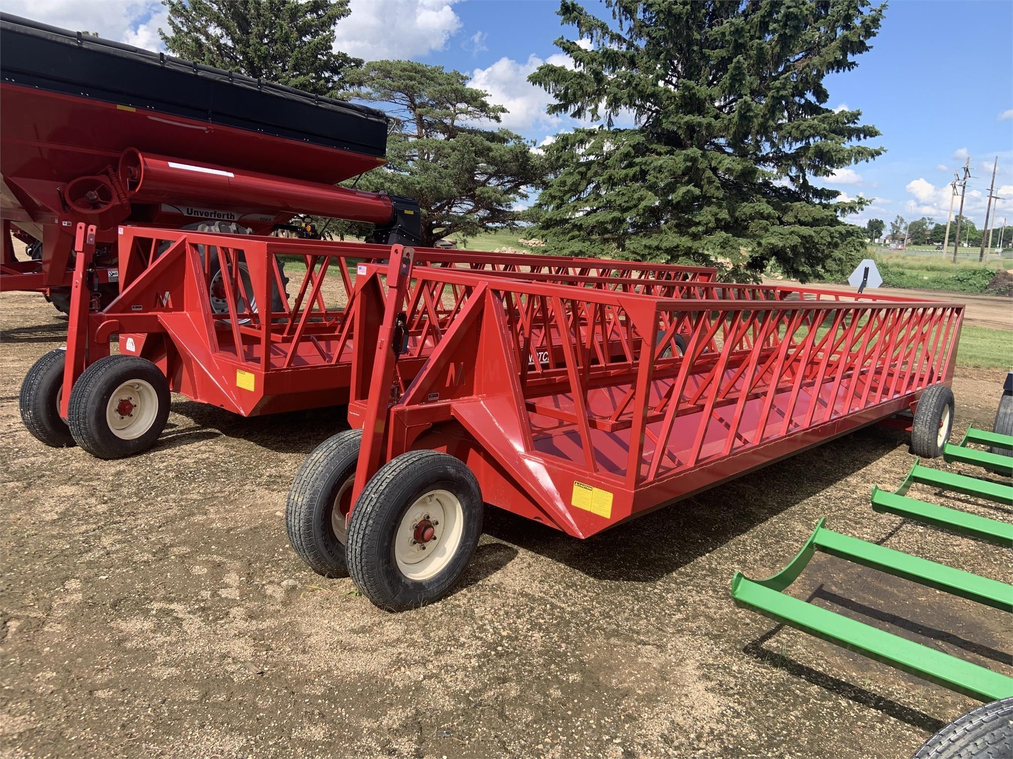 2020 Notch FW90-24 Feed Wagon