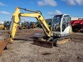 2000 Gehl GE602 Excavators and Mini Excavator