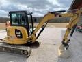 2013 Caterpillar 304E CR Excavators and Mini Excavator