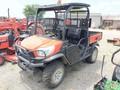 2014 Kubota RTVX1120DW ATVs and Utility Vehicle