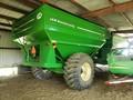 2011 J&M 875-18 Grain Cart
