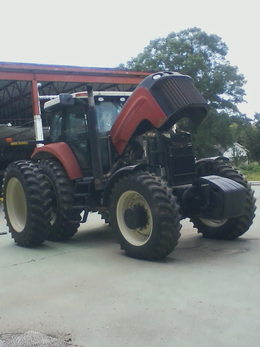 2011 Buhler Versatile 280 Tractor