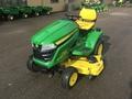 2019 John Deere X390 Lawn and Garden