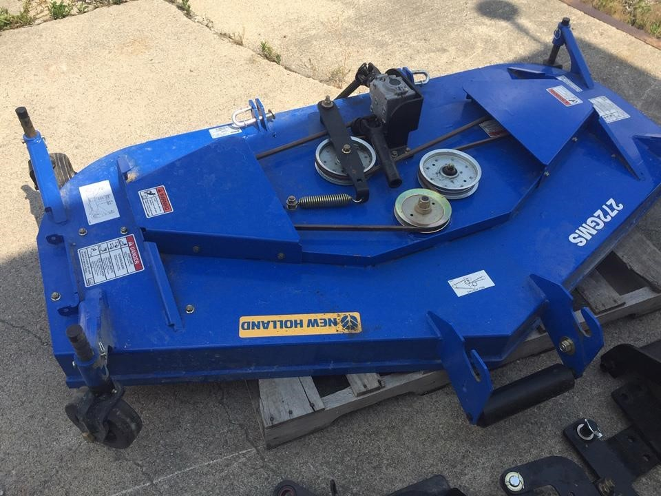 2018 New Holland 272 Small Square Baler