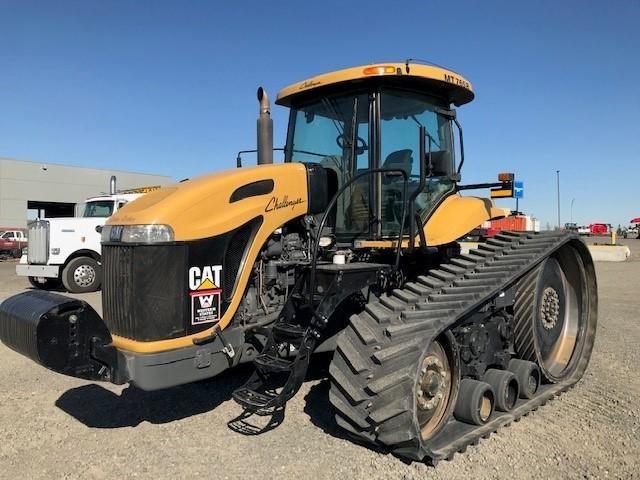 2008 Challenger MT765 Tractor