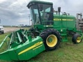 2003 John Deere 4895 Self-Propelled Windrowers and Swather